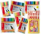 Stabilo Point 88 MINI Fineliner Drawing Art 0.4 Pens + Neon Colours - ALL packs
