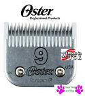 Genuine OSTER A5/A6 Cryogen X Blades*Fit Andis(AG),Wahl(KM)Clippers*Pet Grooming