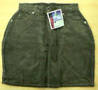 REDHEAD Olive for Her BASS PRO Casual Mini Cord Corduroy Cargo Short SKIRT NWT