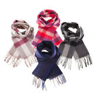 Dunedin Soft and Warm Elegant 100% Lambswool Scarf - Choice 15+ Checks & Plaids!