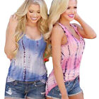 Top Sale Ladies Summer Vest Top Sleeveless Blouse Casual Tank Tops T-Shirt YXF12