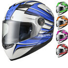 Agrius Rage Charger Motorcycle Helmet Full Face Scooter Motorbike Crash Bike