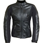 Richa Kelly Womens Leather/Textile Motorcycle Motorbike Jacket New