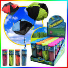 Kids Children Tangle Free Toy Hand Throw Mini Parachute Kite Outdoor Play Game