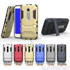 Ultra Slim Dual Layer Armor Heavy-Duty Case For Motorola Moto G (3rd Gen) XT1550