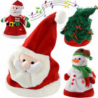 Novelty Toy Dancing Singing Musical Christmas Snowman Santa Xmas Stocking Filler