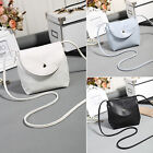 CHIC Fashion Women Messenger Bag PU Leather Crossbody Satchel Shoulder Handbag
