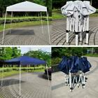 EZ POP UP Wedding Party Tent Folding Gazebo Beach Canopy W/Carry Bag