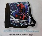 Avon Spiderman Messenger School Bag ~ New