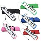 New IRIN 32 /37 Piano Keys Melodica with Carrying Bag Black Pink Blue Red Green