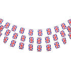 30Pcs 10m Country Flags String Bunting Banner Pennant Garland Outdoor Decoration