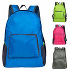 Travel Outdoor Sports Waterproof Camping Rucksack Foldable Backpack Hiking Bags