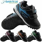 NEW BOYS LIGHT FOOTBALL BOOTS ASTRO TURF GIRLS TRAINERS SCHOOL SCHOOL SHOES SIZE