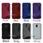 Gel TPU Case Cover Skin For Samsung Galaxy S5 Active, G870 / G870D