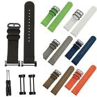 ❤❤ Hot ❤❤ Luxury Nylon Watch Band Strap 3 Ring Lugs + Adapters For Suunto Core
