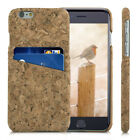 kwmobile  CORK CASE FOR APPLE IPHONE 6 6S CASE TABLET PROTECTIVE COVER NATURE