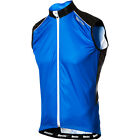 Zone Windproof CYCLING Vest in Blue - Made in Italy by Santini