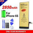 OZ New High Capacity Internal Repalcement Battery for Apple iPhone 6s / 6s Plus