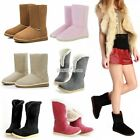 Hot Winter Men's Women Girls Ladys Warm Snow Boots Shoes 5 Colors New S0BZ