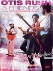 OTIS RUSH & FRIENDS LIVE AT MONTREUX 1986 NEW SS DVD ERIC CLAPTON LUTHER ALLISON