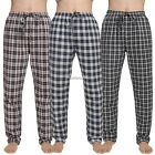Men Sleepwear Pajamas Pants Avidlove Trousers Loose Casual Homewear Plaid