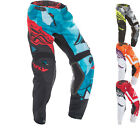 Fly Racing 2017 Kinetic Crux Motocross Pants Trousers MX Off Road Enduro Dirt