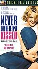 Never Been Kissed (VHS, 1999) Drew Barrymore  **VERY GOOD**