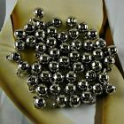 Silver Colour Small Tiny Bells Charms Jewellery Making Findings for Christams