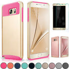 For Samsung Galaxy Note 5 Shockproof Hybrid Rubber Matte Protective Case Cover