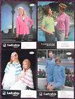 Various Womens Knitting Patterns Sweaters Cardigans - Choose from Drop-down Menu