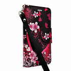 For Huawei Sensa 4G LTE / Honor 5X Wallet Card Flip Stand Back Cover Pouch Case