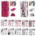 For Samsung Galaxy S4 i9500 Embossment 9 ID Card Slots Leather Wallet Case Cover