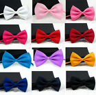 Внешний вид - Men Women Kids Baby Classic Tuxedo Party Wedding Prom Bowtie Bow Tie Adjustable