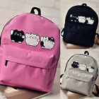 Women School Bag Backpack Kids Cute Shoulder Bag Bookbag Travel Satchel Rucksack