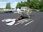 1961 Piper Colt Project Parts - Fuselage Engine