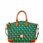 Dooney & Bourke NCAA Miami Satchel