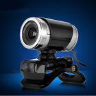 For Computer PC Laptop USB 50MP HD Webcam Web Cam Camera 360 degree Adjustment