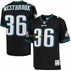 BRIAN WESTBROOK Philadelphia Eagles MITCHELL and NESS Throwback PREMIER Jersey