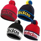 Adidas 2016 ClimaHeat Pom Pom Beanie Mens Golf Winter Bobble Hat