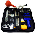 GIFT 16PCs/Set Stainless Steel Watch Repair Kit table Split The Table Tool
