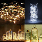 20/30/50/100 LED String Copper Wire Fairy Lights Battery Powered Waterproof