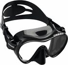 Cressi Frameless Silicone Scuba Snorkeling Freediving Spearfishing Dive Mask NEW