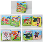 Baby Child Cloth Book Words&Picture Soft Books Intelligence Development Toys New