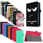 Folio Case PU Leather Stand Cover for All-New Amazon Fire HD 8 (6th Gen, 2016)