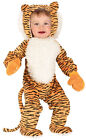 Baby Boys Girls Tiger Animal Halloween Carnival Fancy Dress Costume Outfit 6-24