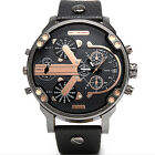 Men's Fashion Luxury Watch Stainless Steel Analog Quartz Sport Mens Wristwatches