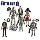 Figura Action DOCTOR Dr WHO 12 cm Serie 6 Character BBC Figure Nuova NEW Tardis