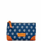 Dooney & Bourke MLB Twins Cosmetic Case