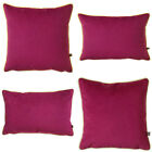Scatter Box Alpha Velour Feather Filled Cushion