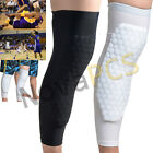 Upgrated Honeycomb Knee Pad Crashproof Basketball Leg Long Sleeve Protector Gear